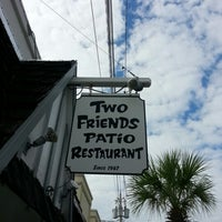 Photo taken at Two Friends Patio Restaurant by Jeff B. on 11/10/2012