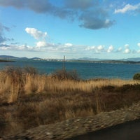 Photo taken at İzmir - Çanakkale Yolu by Onur K. on 1/19/2013