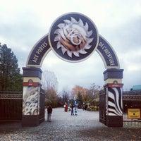 Photo taken at Zoo de Granby by Benoit H. on 10/27/2012