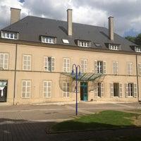 Photo taken at Domaine de Volkrange by 💞 Evi 💞 on 7/25/2013