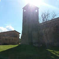 Photo taken at Santa Eugènia del Relat by Oriol R. on 3/9/2013