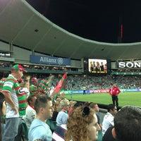 Photo taken at Allianz Stadium by Yian on 3/7/2013