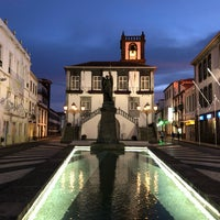 Photo taken at Campo de São Francisco by Yian on 7/23/2018