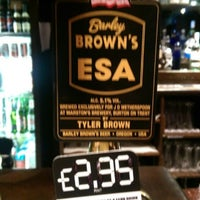 Photo taken at The Crown (Wetherspoon) by mark o. on 3/25/2015
