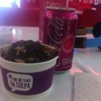 Photo taken at Cherry Frozen Yogurt by Esteban H. on 10/3/2012