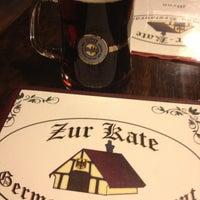 Photo taken at Zur Kate by Jon G. on 1/13/2013