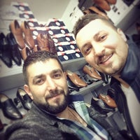 Photo taken at By Mert Shoes by Salim K. on 3/13/2015