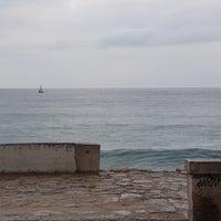 Photo taken at Praia dos Amigos by Carlos M. on 4/22/2018