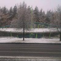 Photo taken at Poliklinika Barrandov (tram, bus) by Julie on 10/27/2012