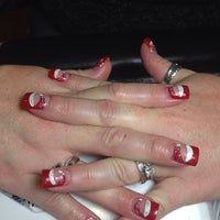 Photo taken at Happy Nails by Trisha L. on 12/17/2013
