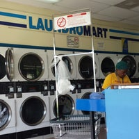 Photo taken at Laundromart by Antoinette W. on 9/2/2013
