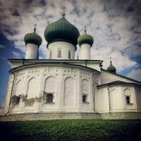 Photo taken at Церковь Рождества Иоанна Предтечи by Lyudmila O. on 9/18/2013