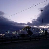 Photo taken at Gate E4 by Vasileios M. on 12/7/2013