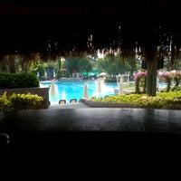 Photo taken at Gloria Verde Resort pool by Oya A. on 8/3/2016