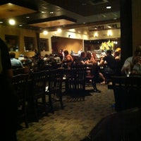 Photo taken at Rioz Brazilian Steakhouse by Laura M. on 9/3/2013