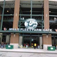 photo taken at mills fleet farm gate by john s on 11 10