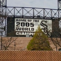 Photo taken at Guaranteed Rate Field by John S. on 5/6/2013