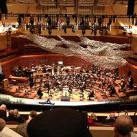 Foto tomada en Louise M. Davies Symphony Hall por Akshobhya el 1/19/2013