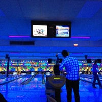 Photo taken at Funtime Bowl by William V. on 12/29/2012