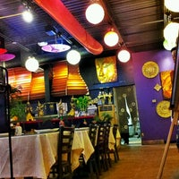 Photo taken at Jasmine Thai & Sushi House by Princess Tigerlily on 11/21/2012