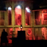 Photo taken at Terror On The Fox by Pat F. on 10/11/2014