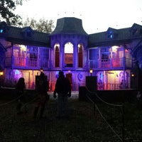 Photo taken at Terror On The Fox by Pat F. on 10/17/2015