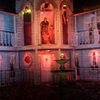 Photo taken at Terror On The Fox by Pat F. on 10/18/2014