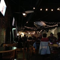 Photo taken at Weather Mark Tavern by Rob C. on 10/6/2012