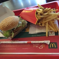 Photo taken at McDonald's by Cristina on 11/10/2015