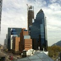 Foto tomada en InterContinental Santiago por Daniel R. el 9/19/2012