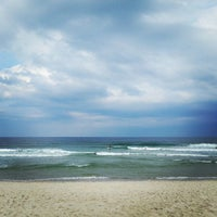 Photo taken at White Sands Beach Berkley Township by minty on 7/24/2013