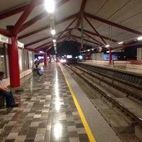 Photo taken at Metrorrey Estación Anáhuac by Ernesto Y. on 7/7/2017