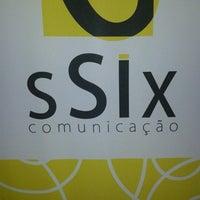 Photo taken at sSIx Comunicação by Bruno G. on 10/24/2012