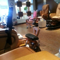 Photo taken at Magic Nails by Joi J. on 5/7/2013