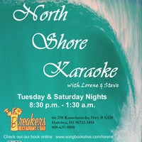 Photo taken at North Shore Breakers Restaurant & Bar by North Shore Breakers Restaurant & Bar on 3/12/2015