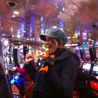 Photo taken at Casino Niagara by Andressa B. on 1/6/2013