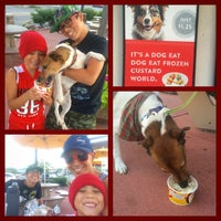 Photo taken at Good Times Burgers & Frozen Custard by Sean W. on 7/15/2016