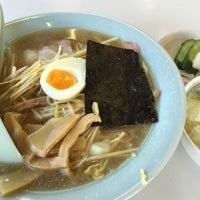 Photo taken at ラーメンショップ 中野店 by Naoto S. on 1/29/2015