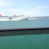 Photo taken at Royal Caribbean - Freedom Of The Seas by Amy Lauren M. on 5/19/2013