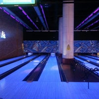 Photo taken at Yalla Bowling Lanes by Clint M. on 7/3/2014
