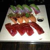 Photo taken at Sushi Dokku by Kristen Z. on 5/26/2013