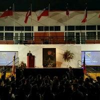 Photo taken at Liceo Leonardo Murialdo by Miilo on 11/26/2016