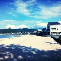 Photo taken at Uradome Coast by みふか on 5/5/2017