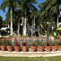 Photo taken at Shops at Merrick Park by Flor R. on 2/7/2013