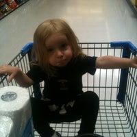 Photo taken at Walmart Supercenter by James C. on 5/26/2013