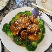 Photo taken at Brandy Ho's Hunan Food by Megan S. on 6/29/2013