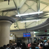 Photo taken at NJ Transit Waiting Area by Mike R. on 6/28/2017