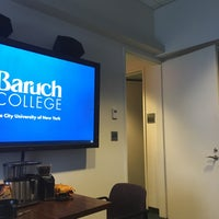 Photo taken at Baruch College BCTC by Mike R. on 11/2/2016