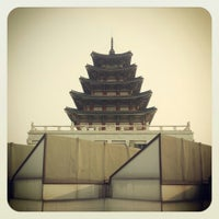 Photo taken at The National Folk Museum of Korea by Jasmine O. on 5/22/2013
