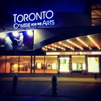 Photo taken at Toronto Centre for the Arts by Ganesh N. on 5/2/2013